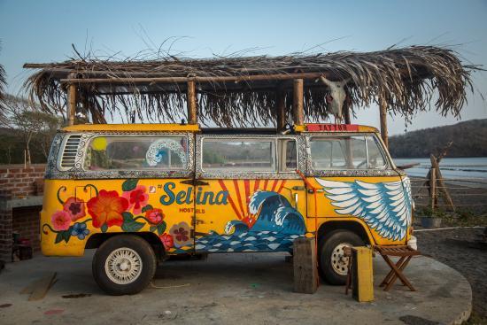 Playa Venao, Panamá: Selina shuttle