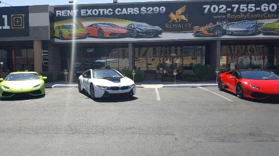 Exotic Car Dealerships Near Me >> Royalty Exotic Car Rentals Foto Royalty Exotic Cars Dean