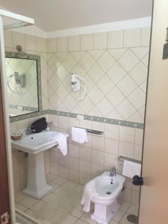 Hotel Il Ceppo: bagno