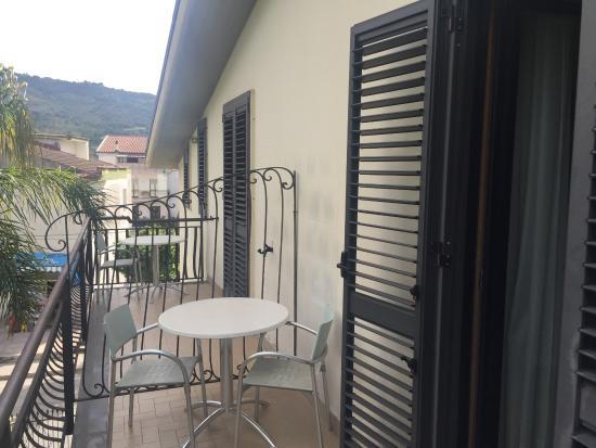 Hotel Il Ceppo: terrazzetta