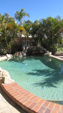 Charters Towers, Australia: Fresh Sparkling pool to enjoy