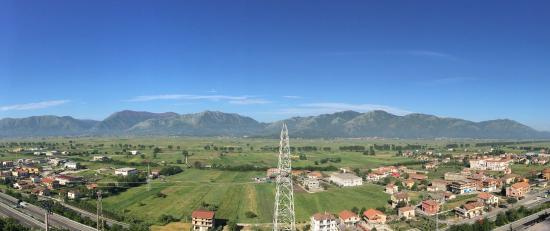 Atena Lucana, Włochy: La visuale è spettacolare !!