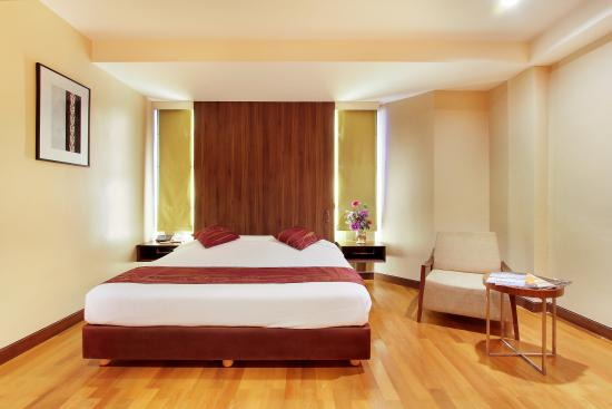 โรงแรมดี วารี ดีว่า บอลลี สีลม กรุงเทพฯ