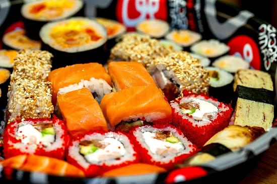 Sushi Vesla