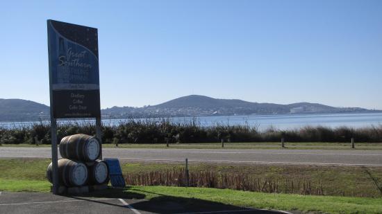 Albany, Australien: Beautiful view of Princess Royal Harbour