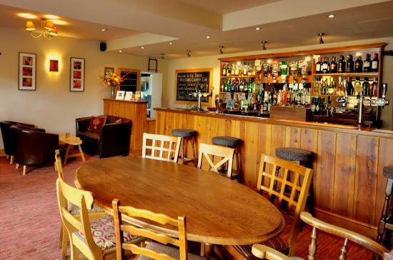 Bucknell, UK: Lounge bar