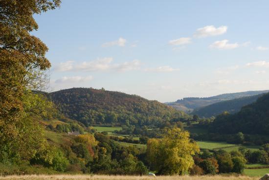 Countryside around Bucknell