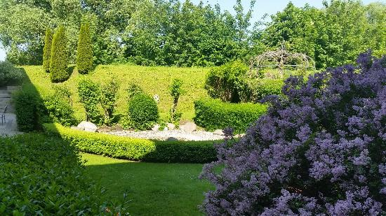 Fahrenzhausen, Germany: Sauna mit Garten und Heubett