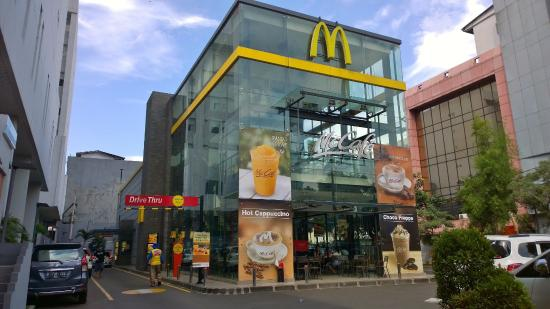 McDonald's - Hayam Wuruk