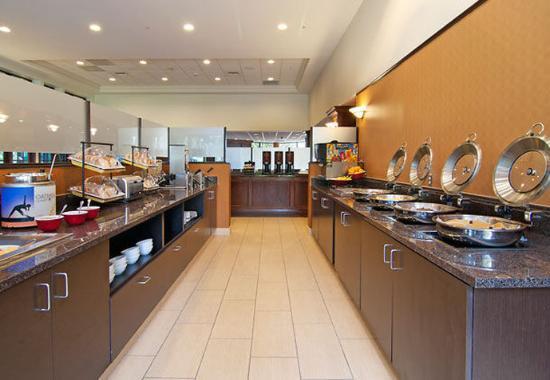 Edina, MN: Breakfast Area
