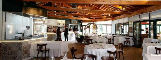 Soto del Real, Spain: Vista_general_Restaurante