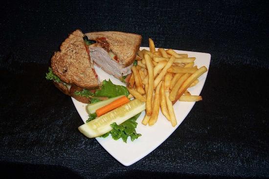 Lisle, إلينوي: Club Sandwich