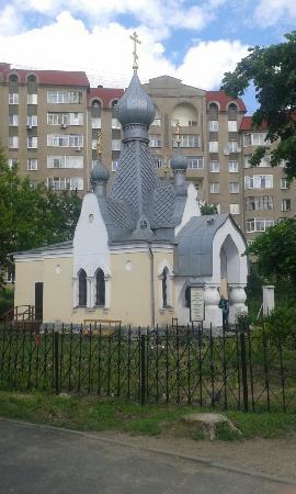 Chapel of St. John of Kronstadt