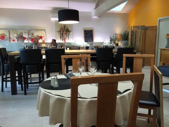 Het Restaurant En De Heerlijke Gerechten Picture Of La Salle A