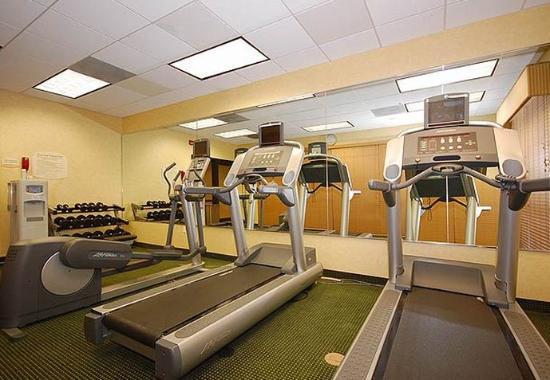 Мерсед, Калифорния: Fitness Center