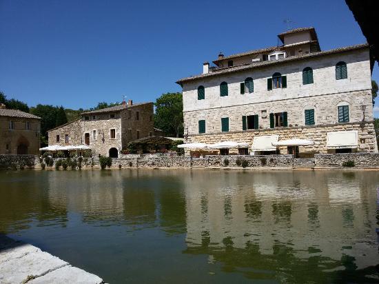 Le terme picture of le terme bagno vignoni tripadvisor - Bagno vignoni tripadvisor ...