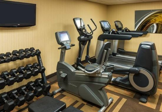 Wood Dale, إلينوي: Fitness Center