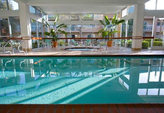 Foster City, Kaliforniya: Indoor Pool & Whirlpool