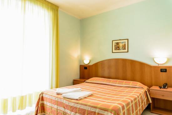 Hotel Villa Adriana: camera