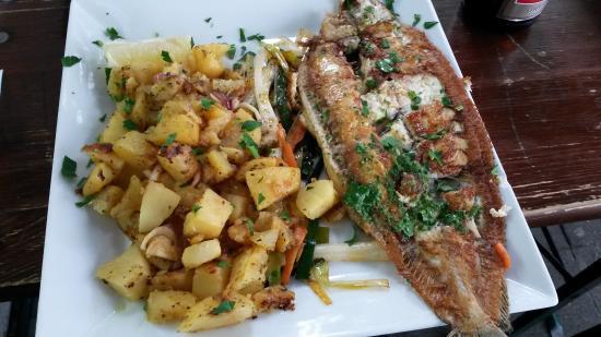 Seezunge picture of karo fisch restaurant hamburg for Cuisine karo