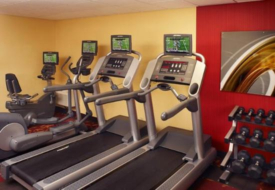 Clive, IA: Fitness Center
