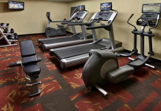 Coraopolis, Пенсильвания: Fitness Center