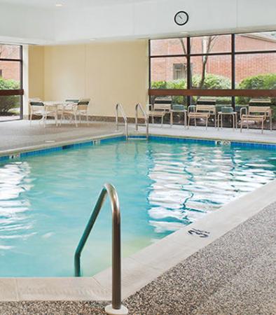 Stoughton, Μασαχουσέτη: Indoor Pool