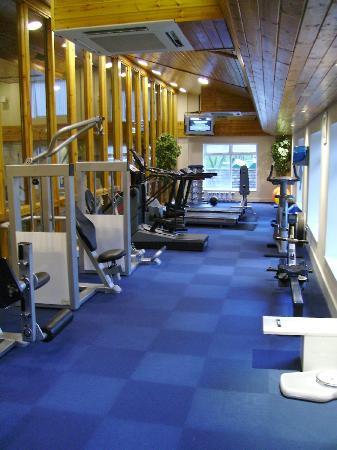 Thurnham, UK: Gym