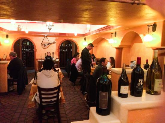 Mediterranean Restaurant Carmel