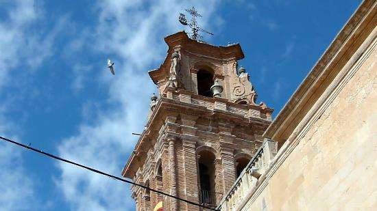 Iglesia Arciprestal de la Asunción: View of Bell Tower