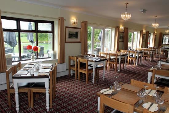 Llansantffraid-ym-Mechain, UK: Main Restaurant Room