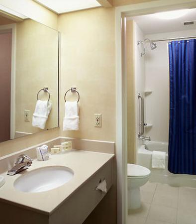 Lynchburg, VA: Guest Bathroom