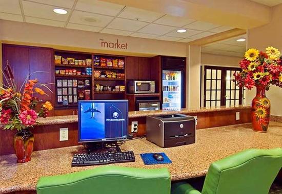 Lynchburg, VA: Business Center & Market
