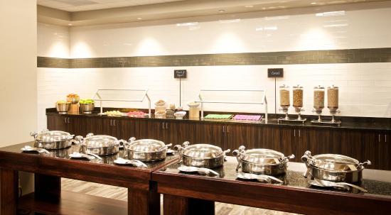 Tigard, Oregón: Hotel Breakfast