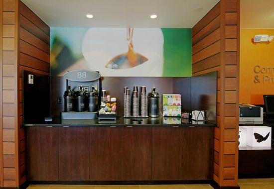 Southaven, Mississippi: Coffee Station