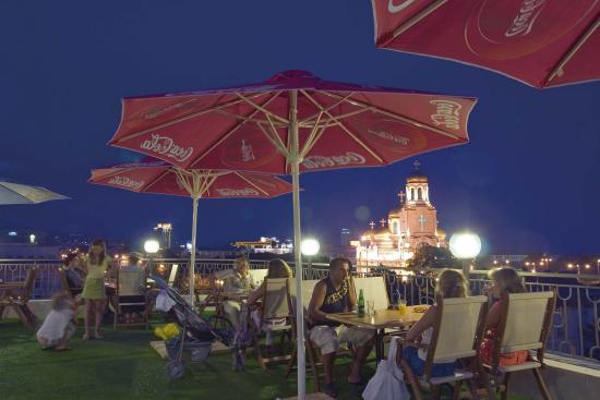 Hotel Divesta : Sky Bar