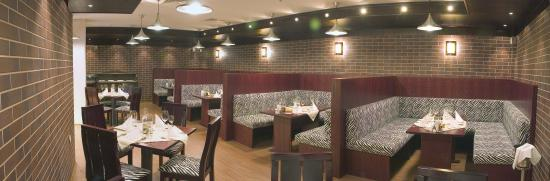 Hotel Divesta : Restaurant