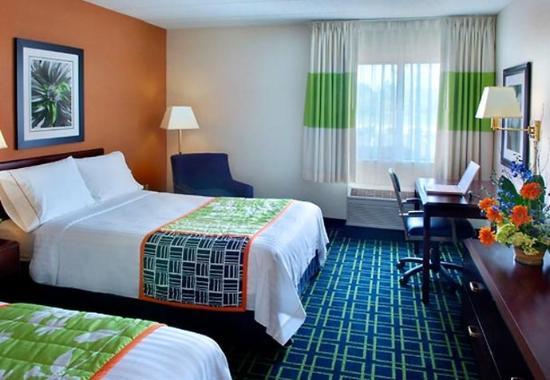 Wallingford, Κονέκτικατ: Double/Double Guest Room