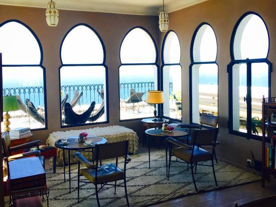 Hotel Nord-Pinus Tanger: Hotel Nord Pinus Tangier