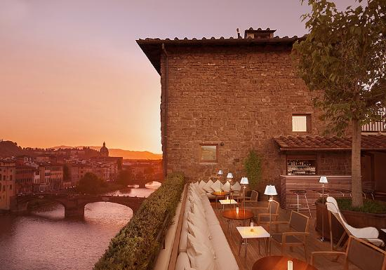 La Terrazza Rooftop Bar (Florence) - 2018 All You Need to Know ...