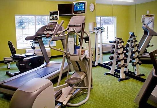 Manchester, كونيكتيكت: Fitness Room