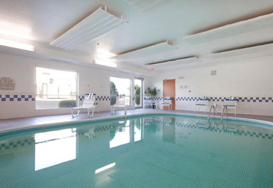 ‪‪Fairview Heights‬, إلينوي: Indoor Pool‬
