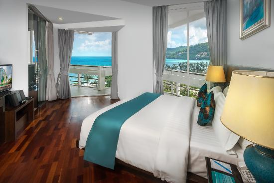 Andaman Beach Suites Hotel: 2 Bedrooms Suites