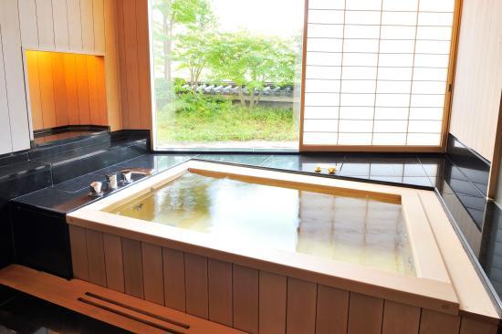 Bathroom In Japanese bathroom of japanese room - picture of hotel gajoen tokyo, meguro