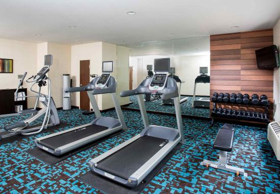 Quincy, IL: Fitness Center