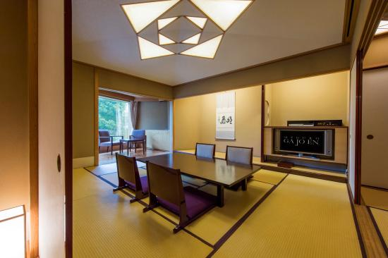 Japanese Style Room Picture Of Hotel Gajoen Tokyo Meguro Tripadvisor