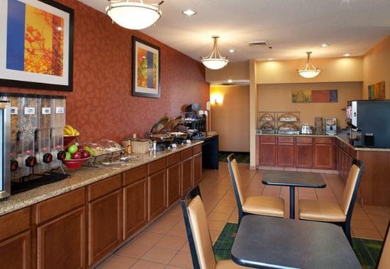 New Paris, Οχάιο: Breakfast Buffet