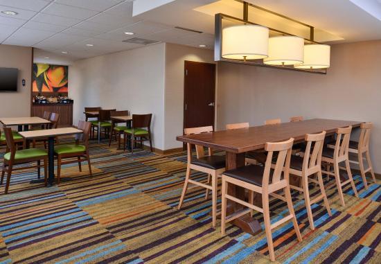Kenner, LA: Breakfast Lounge Area
