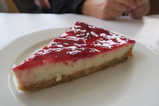 Casa Janeiro: Cheesecake