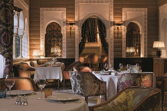 Royal Mansour Marrakech : La Table restaurant